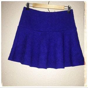 🌼5 for $20🌼 F21 blue mini skirt